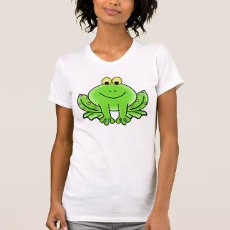 Cartoon Frog Shirt