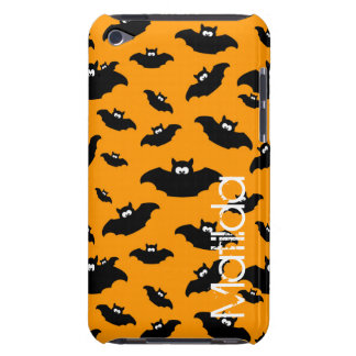cartoon funny bat with name barely there iPod cover