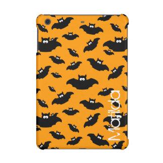 cartoon funny bat with name iPad mini retina cases