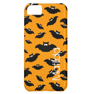 cartoon funny bat with name iPhone 5C cover