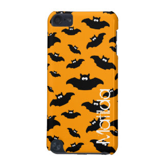 cartoon funny bat with name iPod touch 5G cover