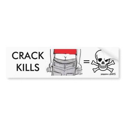 crack kills butt