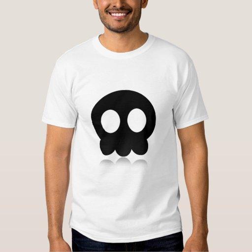 Cartoon Ghost T Shirt