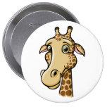 Cartoon Giraffe Buttons