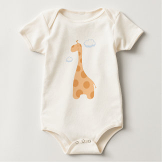Cartoon Giraffe kids shirt