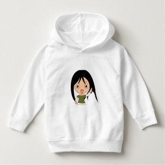 Cartoon Girl - Hoodie Sweater