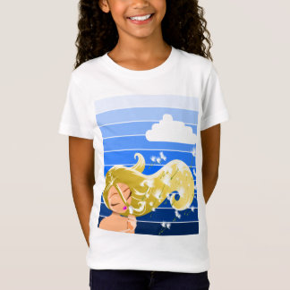 Cartoon Girl Shirt
