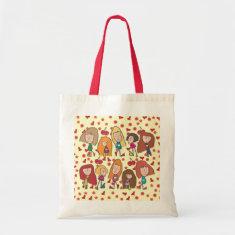 Cartoon Girls Bag
