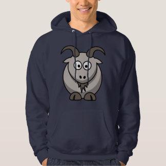 Cartoon Goat Hoodie