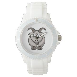 Cartoon  Goat Watch