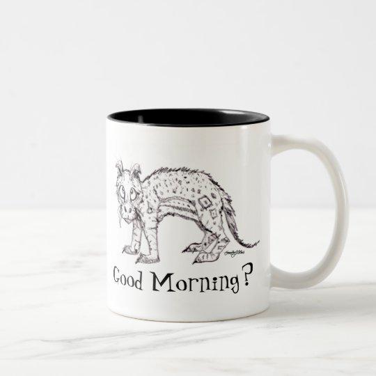 "Cartoon ""Good Morning"" Mug"