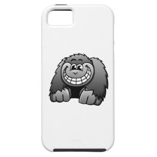 Cartoon Gorilla iPhone SE/5/5s Case
