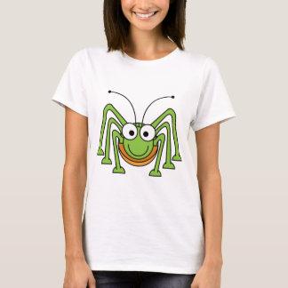 Cartoon Grasshopper T-Shirt