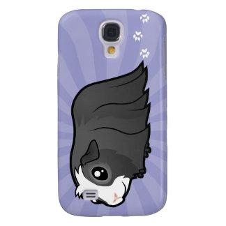 Cartoon Guinea Pig (long hair) Galaxy S4 Cover