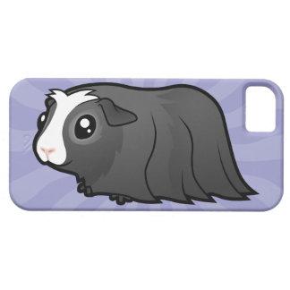 Cartoon Guinea Pig (long hair) iPhone SE/5/5s Case