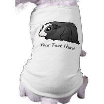 Cartoon Guinea Pig (long hair) Shirt