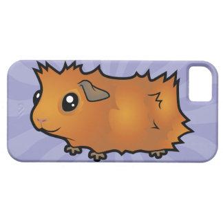 Cartoon Guinea Pig (scruffy) iPhone SE/5/5s Case
