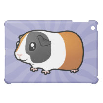 Cartoon Guinea Pig (smooth hair) iPad Mini Cover
