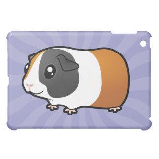 Cartoon Guinea Pig (smooth hair) iPad Mini Covers