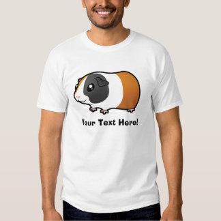 Cartoon Guinea Pig (smooth hair) T Shirt