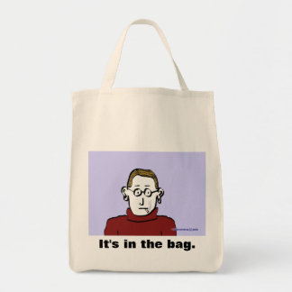 Cartoon Guy - In the Bag