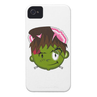 Cartoon Halloween Frankensteins Monster iPhone 4 Case-Mate Case