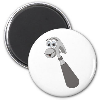Cartoon Hammer Magnet
