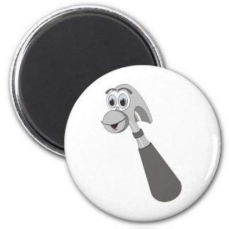Cartoon Hammer Magnets