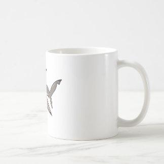Cartoon Hammerhead Coffee Mug