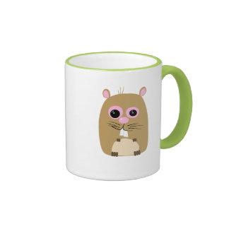 Cartoon Hamster Mug