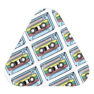 Cartoon Hand Drawn Cassette Tape (Double Sided) Speaker