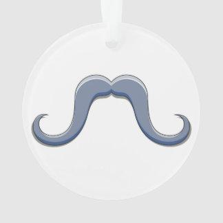 Cartoon Handlebar Mustache Design