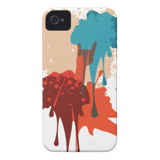 Cartoon Hands with Gestures 4 iPhone 4 Cover