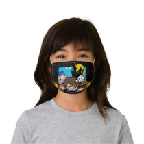 Cartoon Harry Potter and the Sorcerer's Stone Kids' Cloth Face Mask
