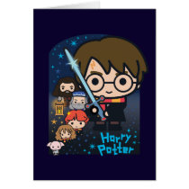 Cartoon Harry Potter Chamber of Secrets Graphic