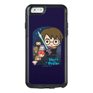 Cartoon Harry Potter Chamber of Secrets Graphic OtterBox iPhone 6/6s Case