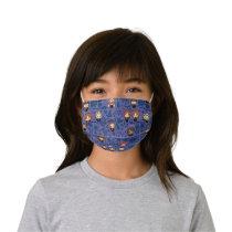 Cartoon Harry Potter & Friends Graphic Kids' Cloth Face Mask