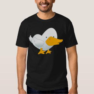 Cartoon Hearts Duck Tee Shirt