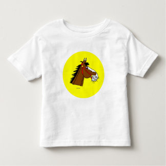 Cartoon Horse Childs Shirt