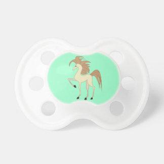 Cartoon Horse Pacifier