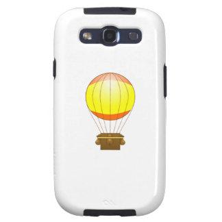 Cartoon Hot Air Ballon Samsung Galaxy S3 Covers