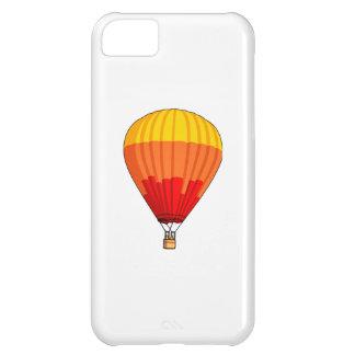 Cartoon Hot Air Ballon Cover For iPhone 5C
