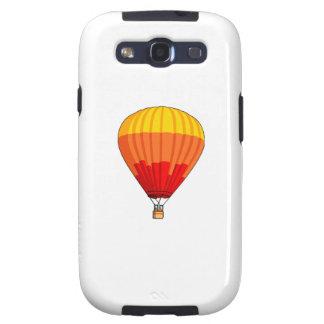 Cartoon Hot Air Ballon Galaxy SIII Case