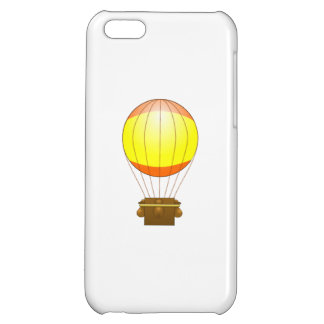 Cartoon Hot Air Ballon iPhone 5C Case