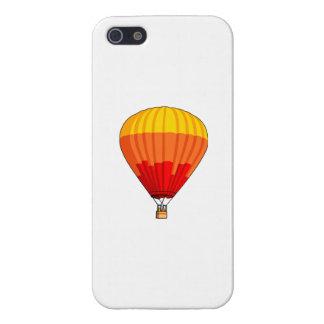 Cartoon Hot Air Ballon iPhone 5/5S Case