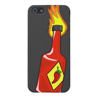 Cartoon Hot Sauce Speck Case