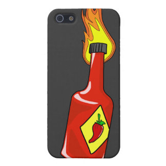 Cartoon Hot Sauce Speck Case Cases For iPhone 5