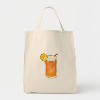 Cartoon Ice tea Bag