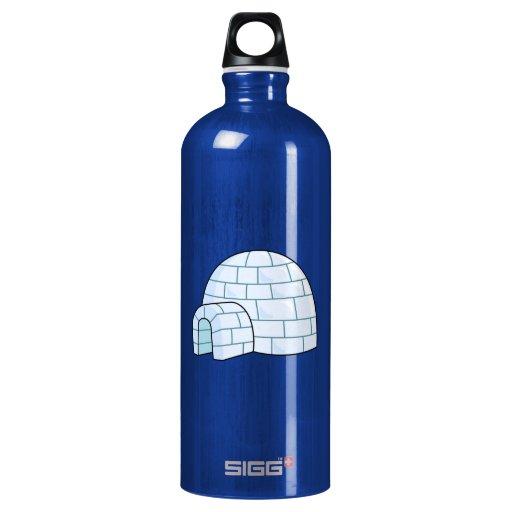 Cartoon Igloo SIGG Traveler 1.0L Water Bottle