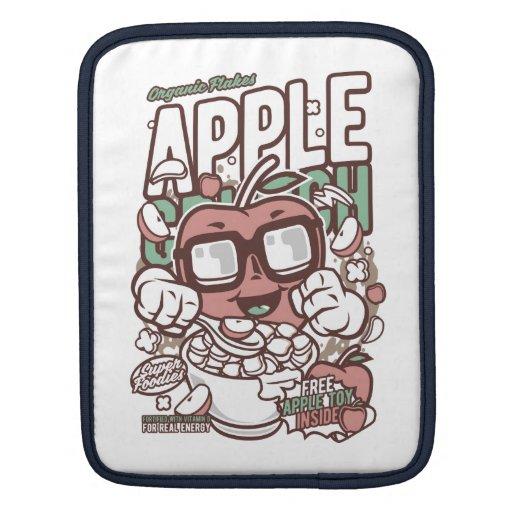 Cartoon iPad Sleeve